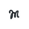 M-Metallo nero